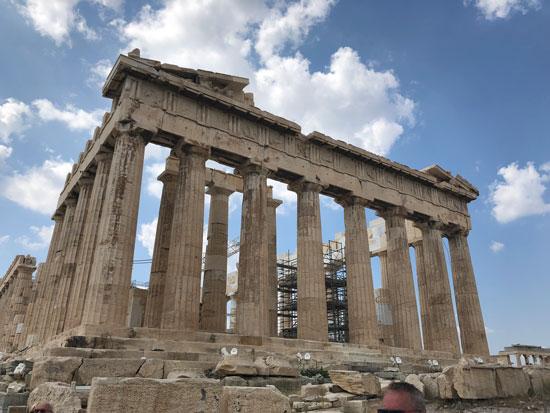 Akropolis Athene bezoeken