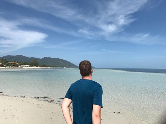 Reiservaring Phangan
