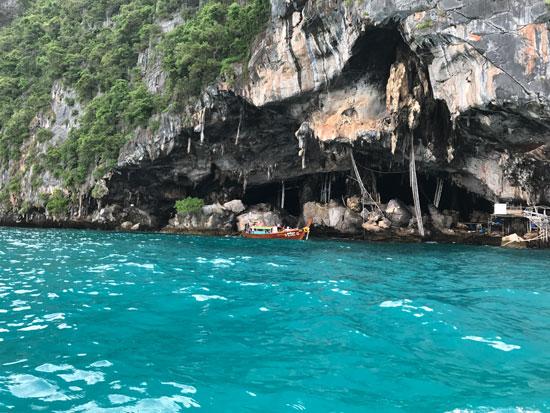 Reiservaring Koh Phi Phi