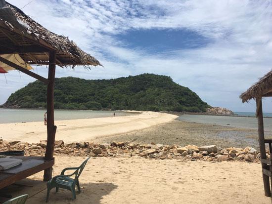 Reiservaring eilanden Thailand