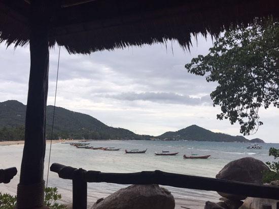 Reiservaring Koh Tao
