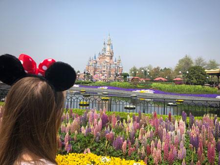 Ervaring Disneyland Shanghai