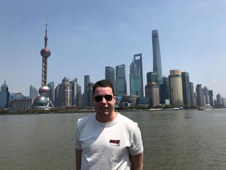 Reiservaring Shanghai