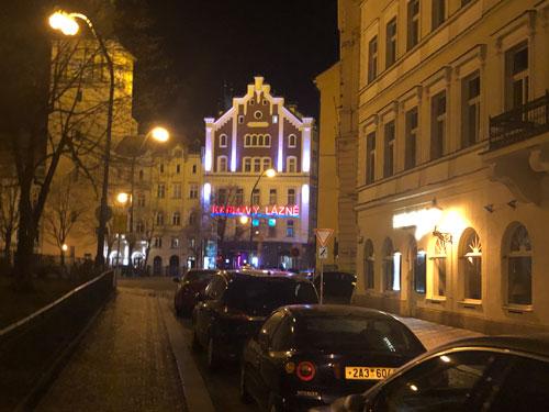 Reiservaring Praag uitgaansleven