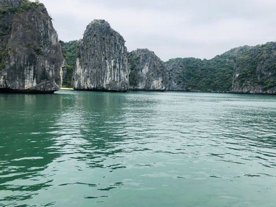Reiservaring Ha Long Bay