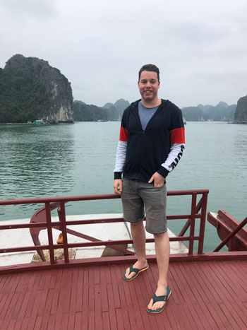 Hoe is een cruise door Ha Long Bay