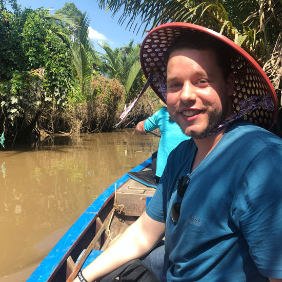 Reiservaring Mekong River