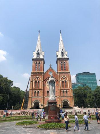 Reiservaring Ho Chi Minh City