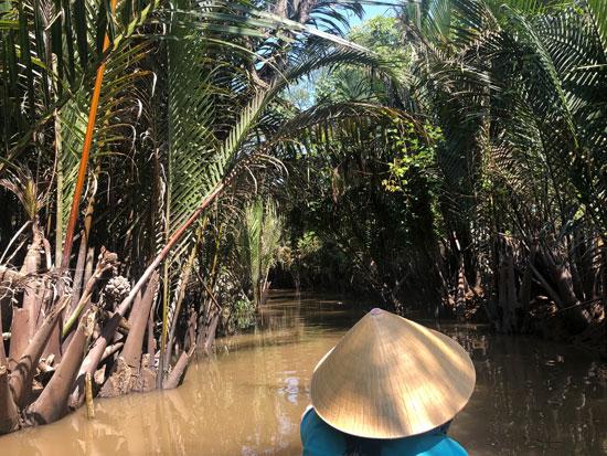 Ervaring Mekong Rivier