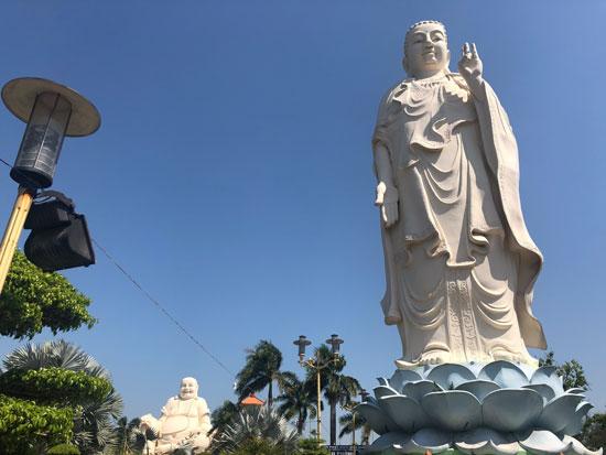 pagode Mekong Delta