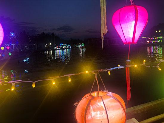 Rondvaart in Hoi An