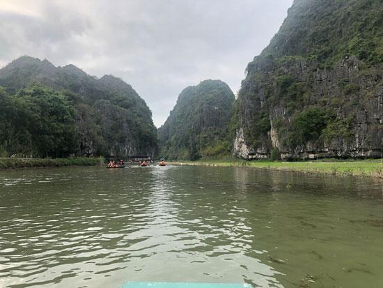 Reiservaring Ninh Binh