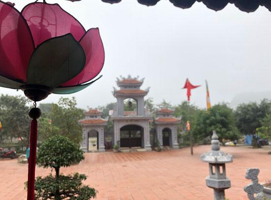 Ervaring Pagode Ninh Binh