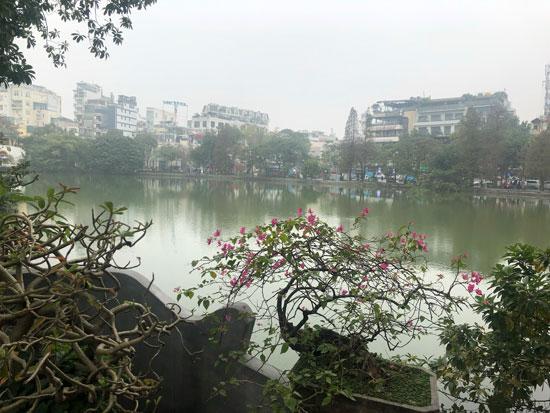 Ho Hoan Kiem Lake: bekendste meer Hanoi