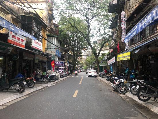 De straten van Hanoi