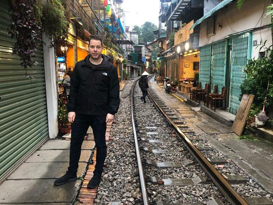 Hier vind je mijn reiservaring Hanoi