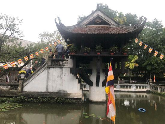 Reiservaring Hanoi