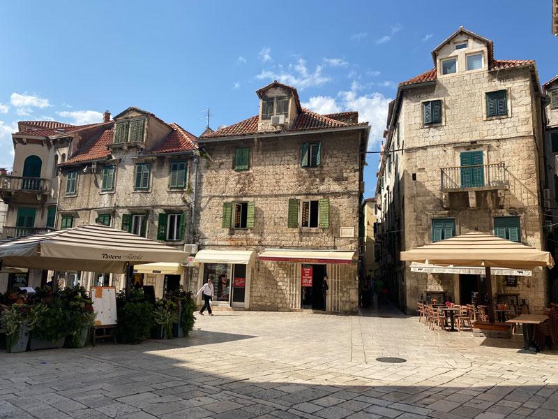 Oude Centrum Split